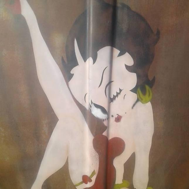 Freds Airbrush Art -  Fotoalbum - Airbrush - Auto's